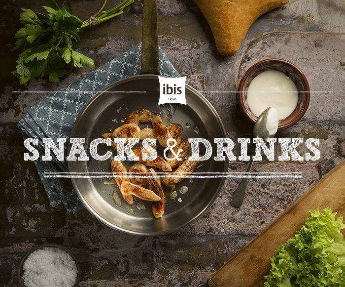 Teaserbild Snacks für das Portfolio auf der Food & Co Foodagentur Website