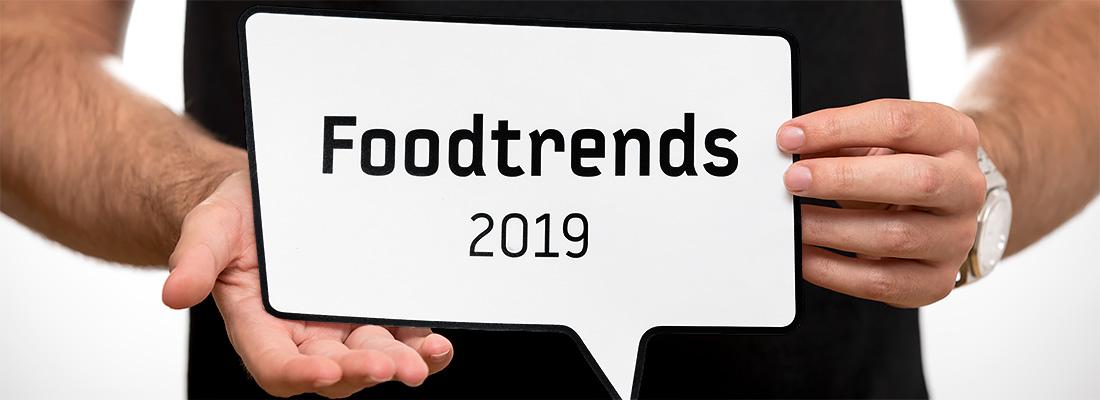 foodtrends 2019 header für die food & co website
