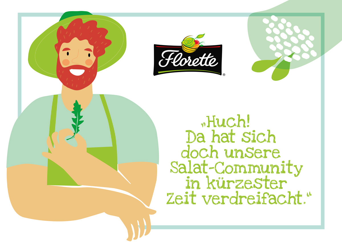 SocialMedia_Florette_Foodagentur_FoodundCo_Frankfurt_1